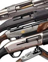 Armas de Caça Novas